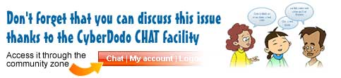 CyberDodo Chat