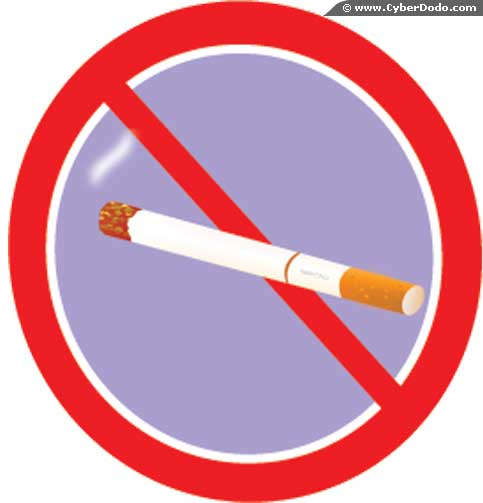 The cigarette, a drug that is unfortunately legal