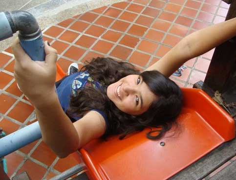 Photo (CD et les enfants handicapés)