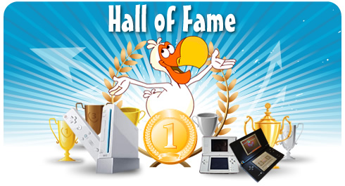 Hall of Fame CyberDodo