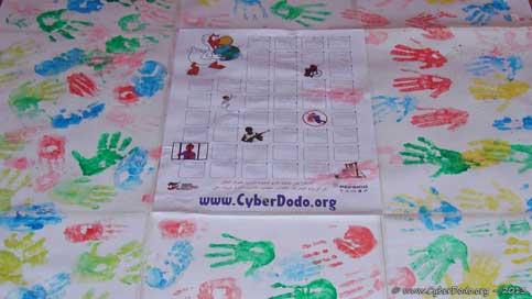Connaître la Convention des Droits de l'Enfant grâce à CyberDodo