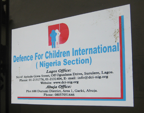 Defence for Children International – Nigeria Section