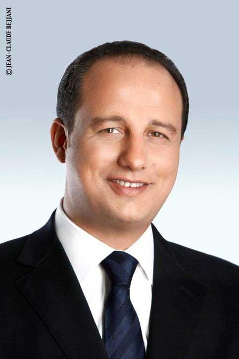 محمد ناجي رحال،  وزير البيئة