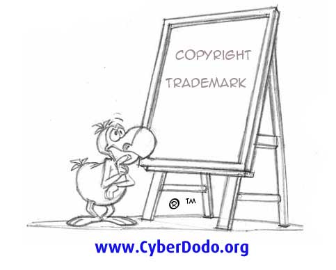 CyberDodo Copyright and Trademark